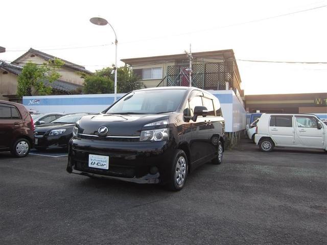 トヨタ X HDDナビフルセグTV ワンオーナー 片側電動ドア