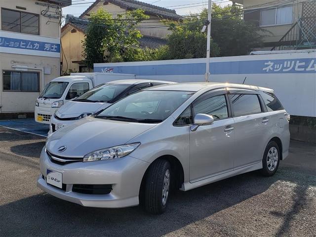 トヨタ 1.8X ワンオーナー車 メモリーナビ地デジ キーレス CD