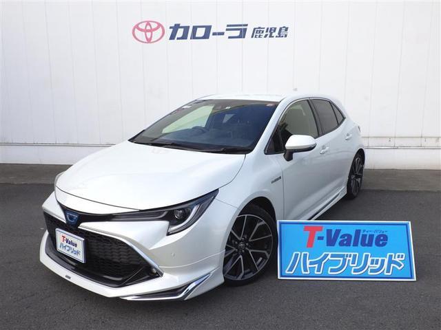 カローラスポーツ(トヨタ) ハイブリッドG 中古車画像