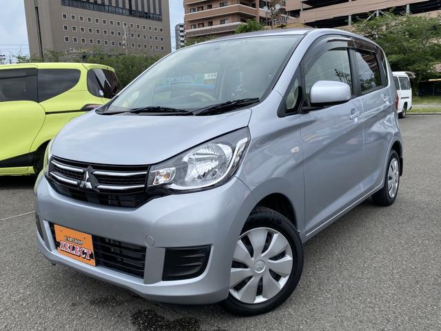 三菱 eKワゴン M 禁煙車 シートヒーター アイドリングストップ