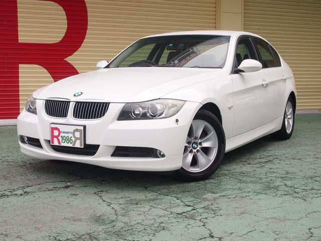 BMW 323i ハイラインパッケージ DVDナビ フルセグ 黒本革