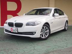 BMW523i ハイラインパッケージ HDDナビ 本革 アイスト