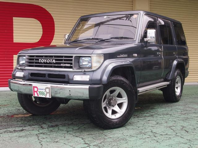 トヨタ SXワイド ディーゼルターボ Tベル交換済 社外16AW