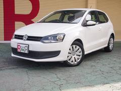 VW ポロTSIコンフォートラインブルーモーションテクノロジー HDD