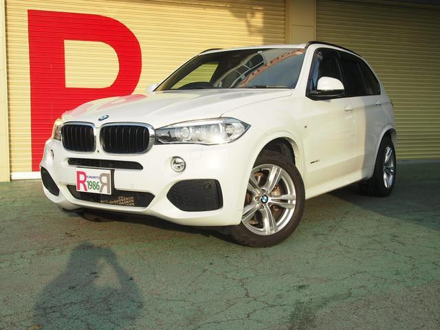 BMW xDrive 35d Mスポーツ アラウンドビューモニター