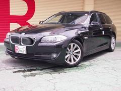 BMW523dブルーパフォーマンス ツーリングハイラインP HDD
