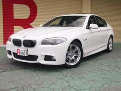 BMW523i Mスポーツパッケージ HDDナビ Bカメラ SR