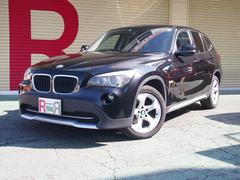 BMW X1 sDrive 18i HDDナビ ミラーETC 17AW