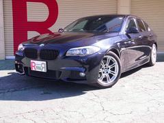 BMW523i Mスポーツパッケージ HDD TV 黒本革シート