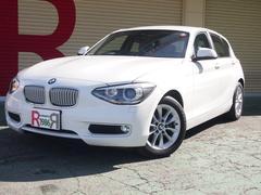 BMW116i スタイル HDD Bカメ インテリジェントセフティ