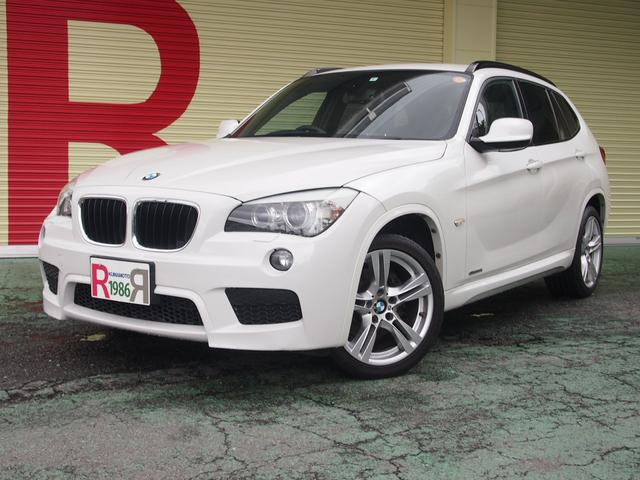 BMW X1 sDrive 18i Mスポーツパッケージ 18AW ETC