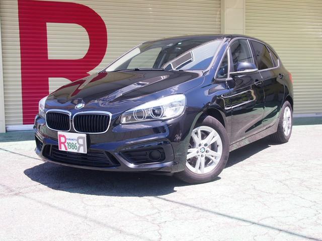 BMW 218dアクティブツアラー ディーゼルターボ 衝突警告 ナビ