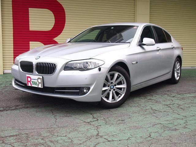 BMW BMW 523dブルーパフォーマンスハイラインパッケージ 黒本革