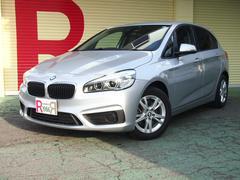 BMW218dアクティブツアラー インテリジェントセーフティ ナビ