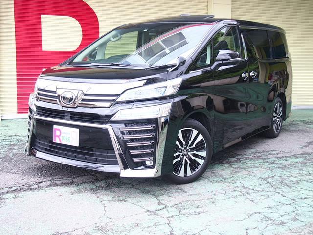 トヨタ 2.5Z Gエディション セーフティセンス SR 11型ナビ