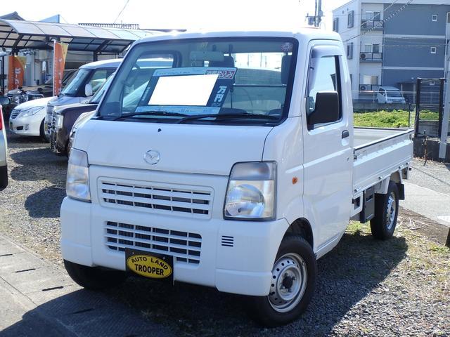 マツダ 4WD 5速マニュアル エアコン パワステ