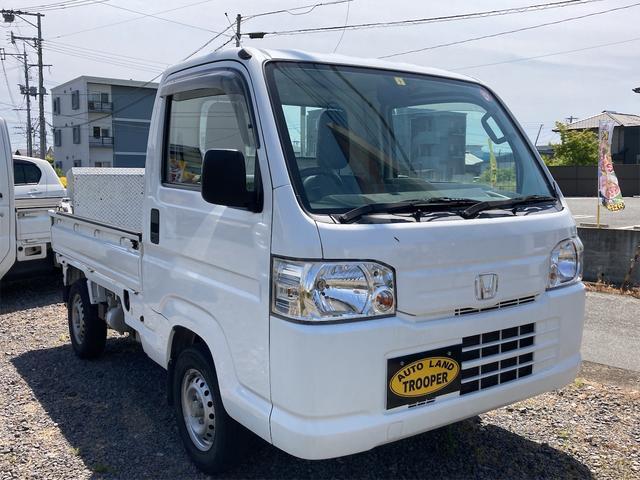 ホンダ アクティトラック  リフターW エアコン パワステ 5速マニュアル 350kg積み