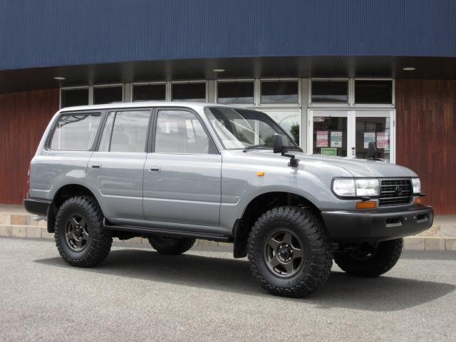 「トヨタ」「ランドクルーザー80」「SUV・クロカン」「熊本県」の中古車