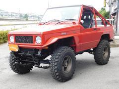 ランドクルーザー70リフトアップ 4WD センターデフロック 16AW 5MT