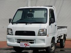 サンバートラックTB 4WD 5速MT エアコン エアバッグ