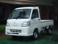 ハイゼットトラックエアコン・パワステ スペシャル 4WD SDナビ ETC