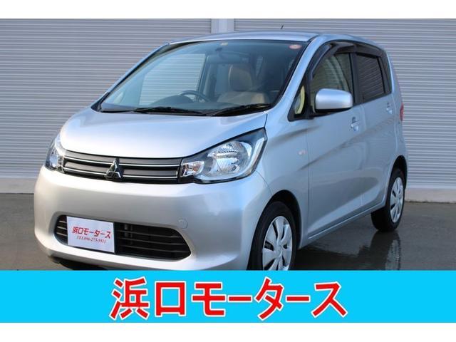 三菱 M 禁煙車 エコアイドル オートエアコン付き