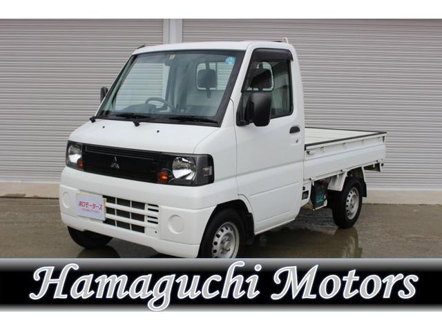 三菱 Vタイプ オートマ車 エアコン パワステ付