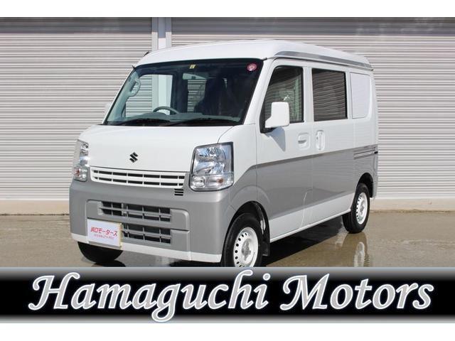「スズキ」「エブリイ」「コンパクトカー」「熊本県」の中古車