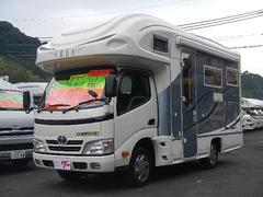 カムロードキャンピング RVナッツ社製CREA53 3000Dターボ