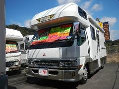 キャンターヨコハマモーターセールス社製レジーナ 7人乗 23インチTV