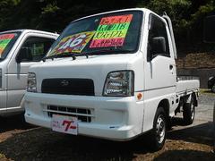 サンバートラックTB エアコン パワステ ETC 5速ミッション 4WD