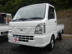 NT100クリッパートラックエアコン パワステ 4WD 5MT