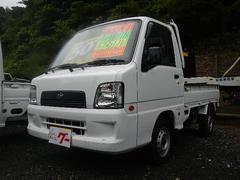 サンバートラックTB エアコン パワステ 4WD 5MT