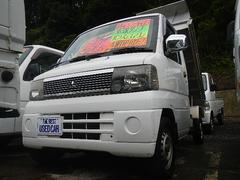 ミニキャブトラック鬼銀ダンプ PTOダンプ 4WD 5速ミッション ラジオ