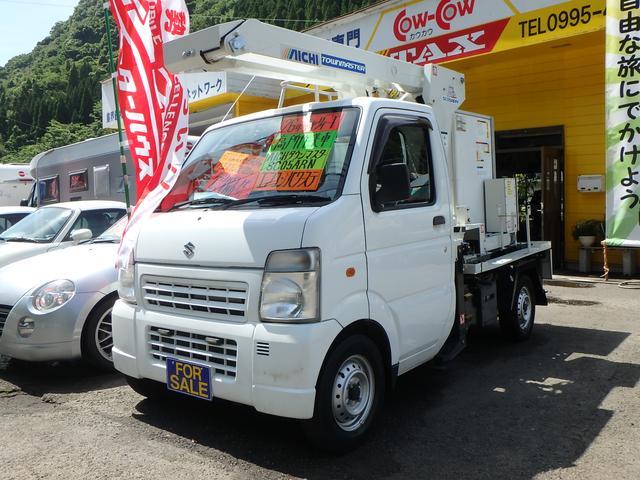 スズキ 高所作業車 AICHタウンマスター SC05ARN 4WD