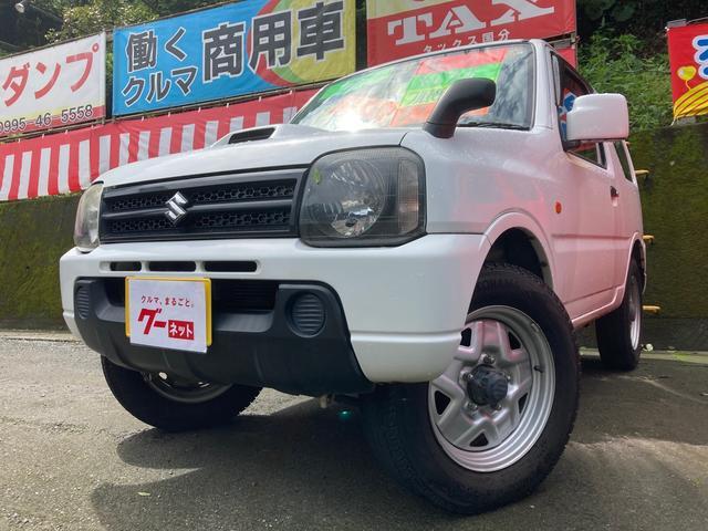 スズキ XG 4WD ミュージックプレイヤー接続可 CD キーレスエントリー MT ターボ アルミホイール 衝突安全ボディ ABS エアコン パワーステアリング
