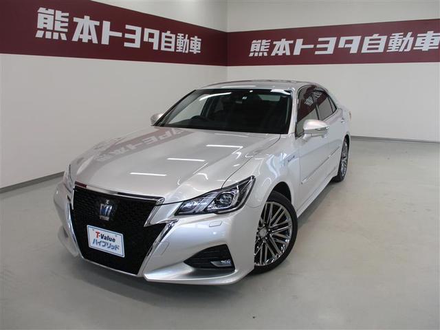 トヨタ アスリートG メーカーナビ・本革・シートヒーター/エアコン