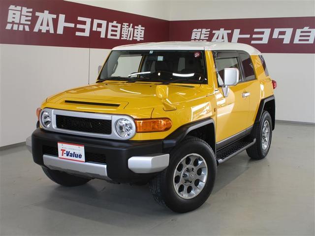 トヨタ オフロードパッケージ 純正ナビ・ワンオーナー・ETC