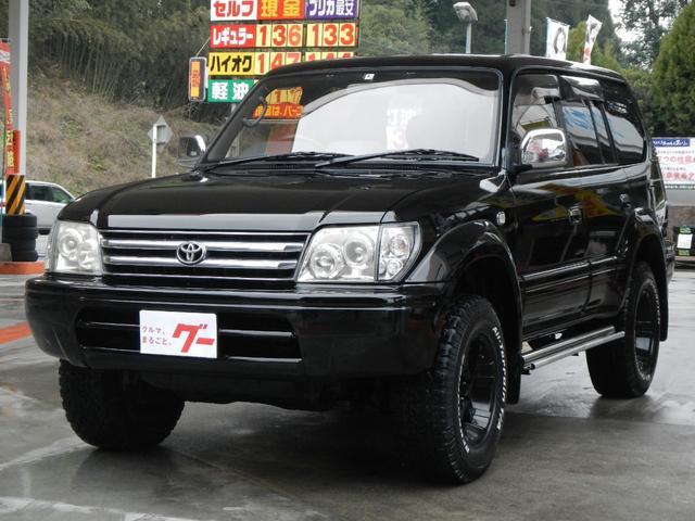 トヨタ TX 1ナンバー ディーゼルターボ サンルーフ 社外マフラー