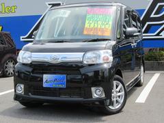 タントG CVT車 純正エアロ 電動スライド SDナビフルセグ