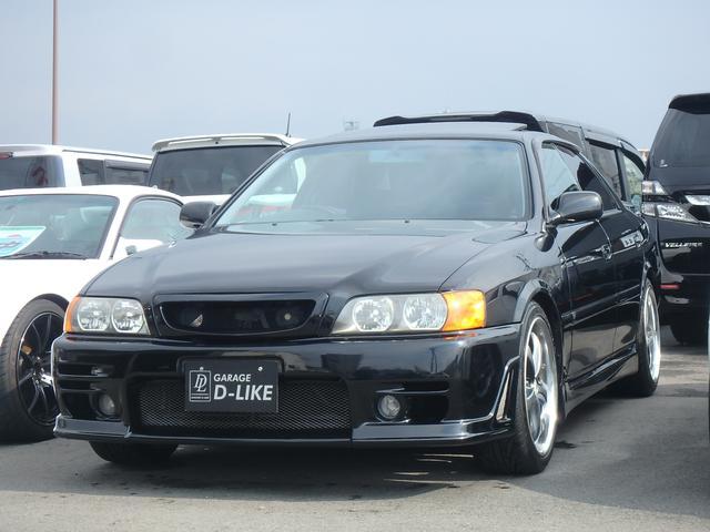 トヨタ TRDスポーツ ツアラーV サンルーフ 車高調