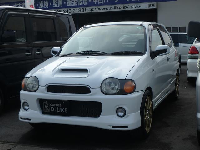 スズキ RS/Z 15AW マフラー