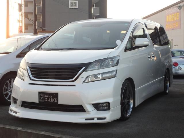 トヨタ 2.4Z プラチナムセレクション 22AW TEIN車高調