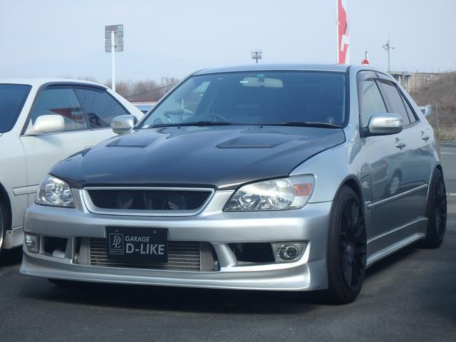 トヨタ RS200 Zエディション ターボ HKS2.2キット