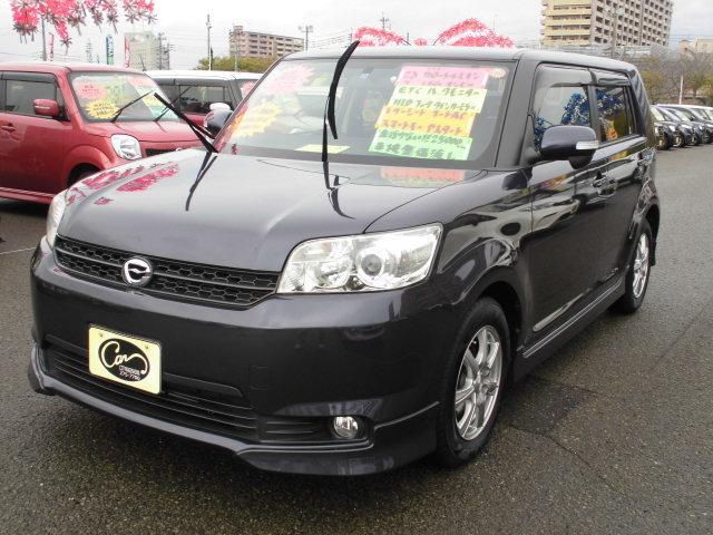 トヨタ 1.5G オン ビー 純正SDナビ ETC バックモニター