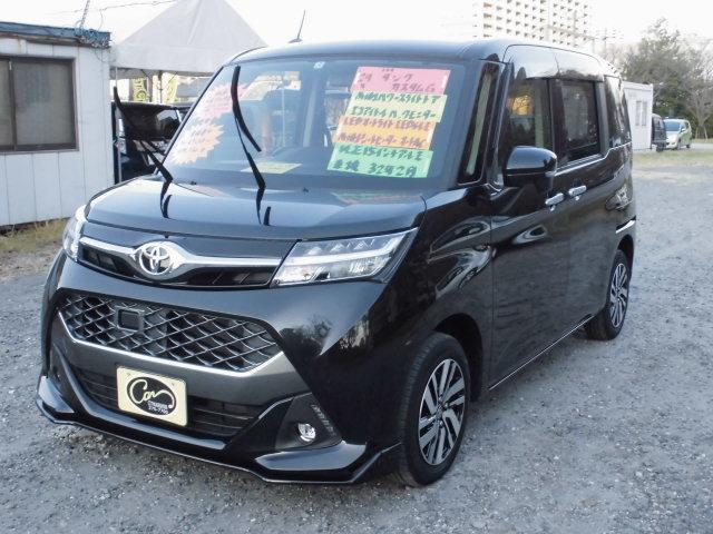 トヨタ カスタムG 新品社外メモリーナビ バックモニター