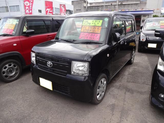 トヨタ X エコアイドル スマートキー TV・ナビ・CD・USB・バックカメラ・ETC