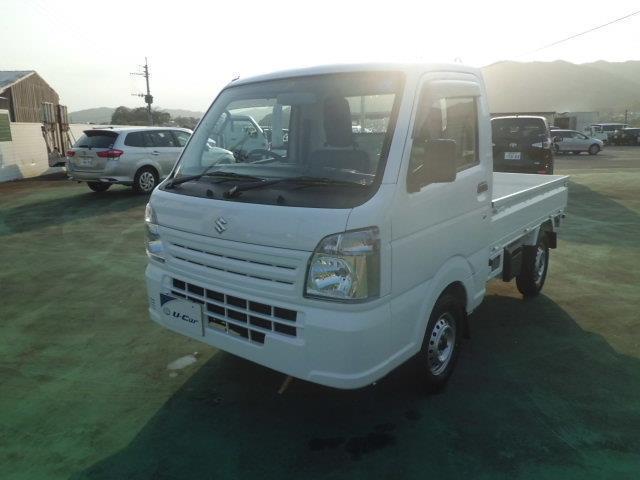 スズキ KCエアコン・パワステ T Value車 4WD