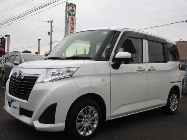 トヨタ X T-Value車 片側電動ドア アイドリングストップ
