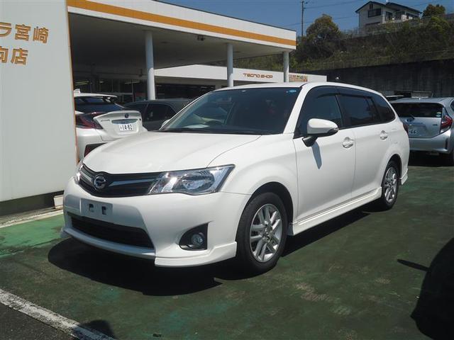 トヨタ 1.5G エアロツアラー T-Value車 CD 純正アルミ